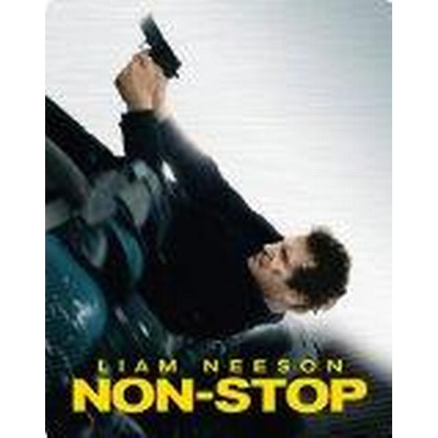 Non-Stop - Limited Edition Steelbook [Blu-ray] [2014]
